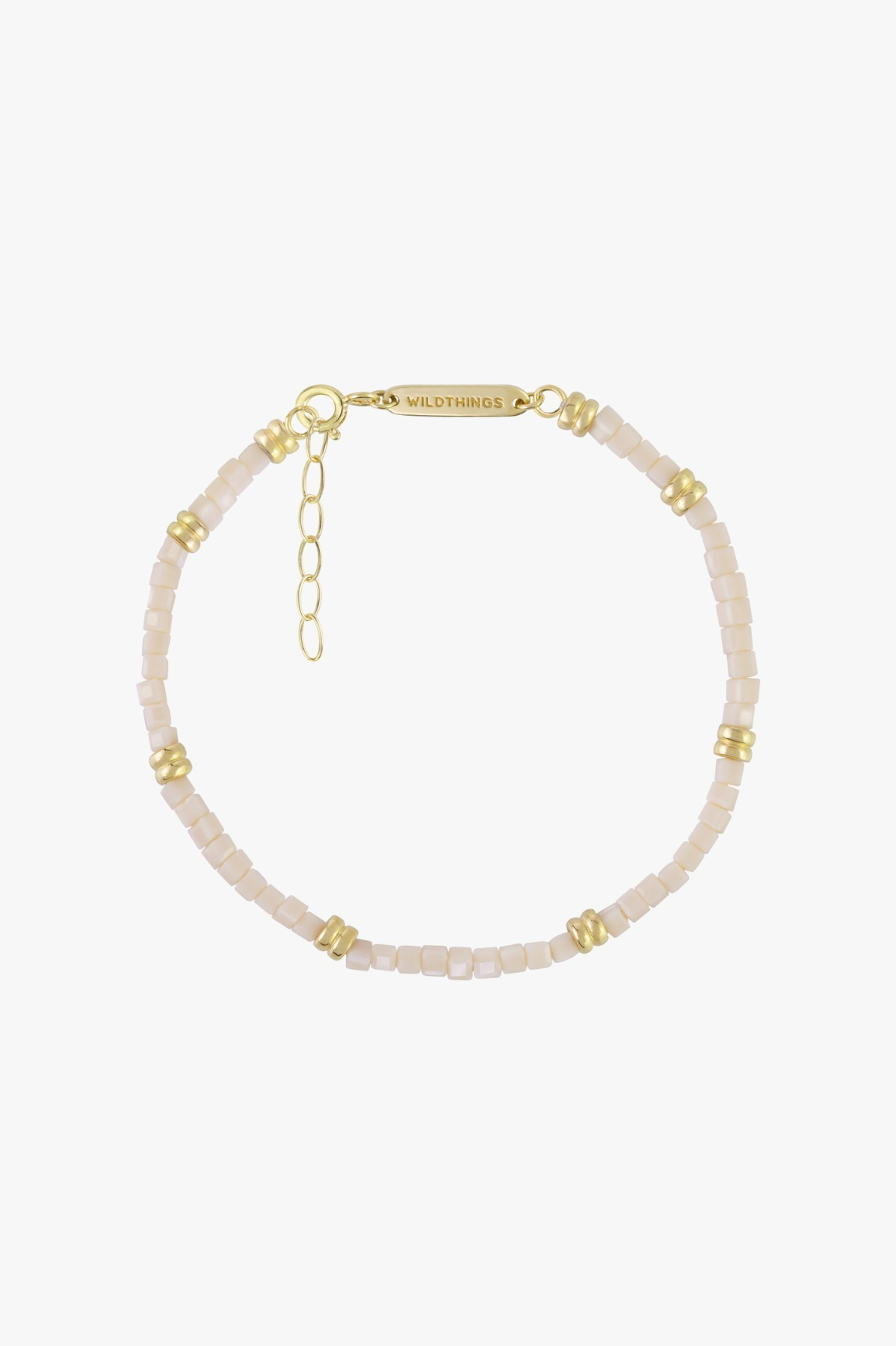 wildthings collectables Desert bracelet gold plated