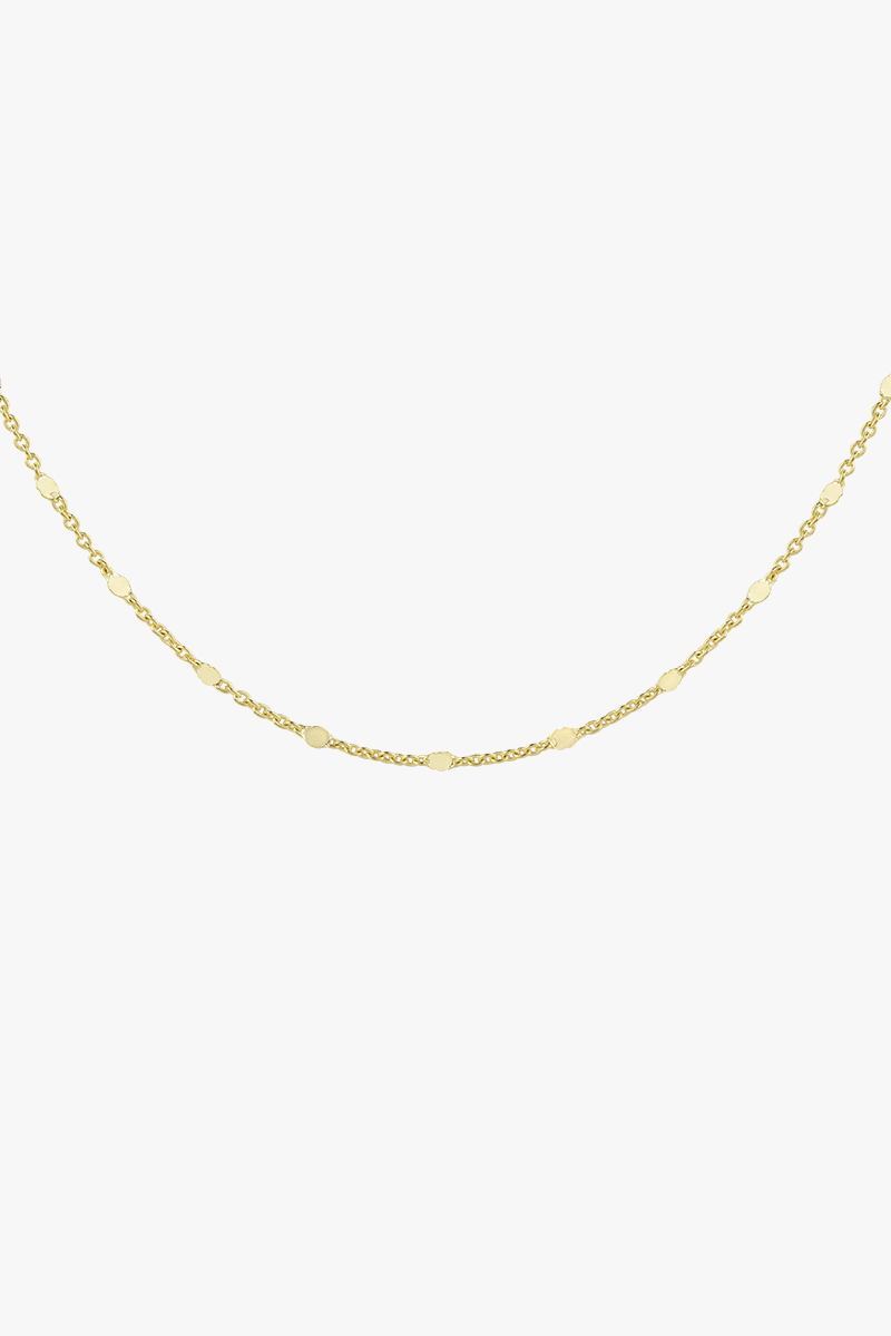 wildthings collectables Small drops chain gold