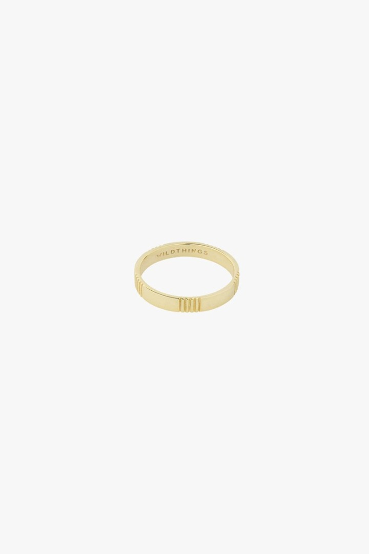 wildthings collectables Five ways ring gold