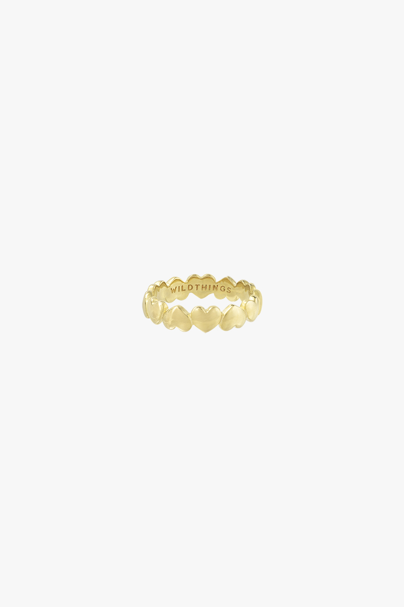 wildthings collectables L amour pinky ring gold