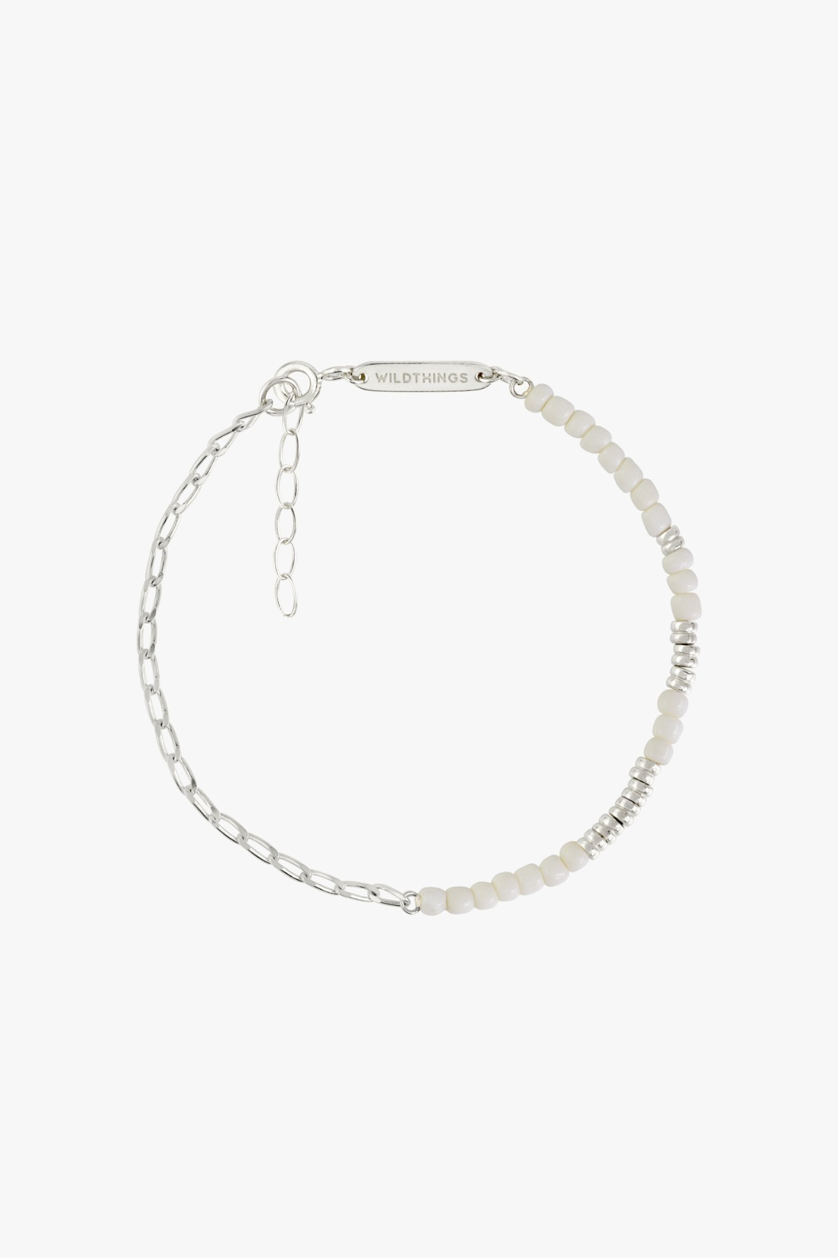 wildthings collectables Think twice chain bracelet
