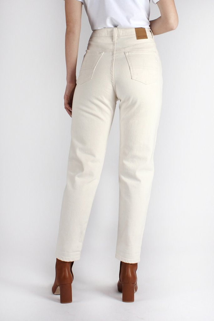Nora Loose Tapered Undyed 2