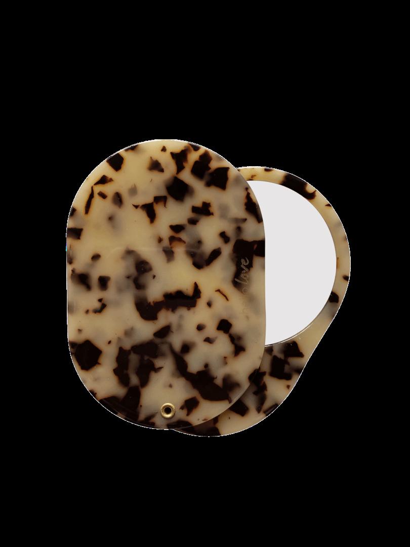 Pocket Mirror - classic beige 2