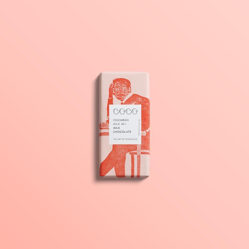 Mini Bar | Colombian Milk 40