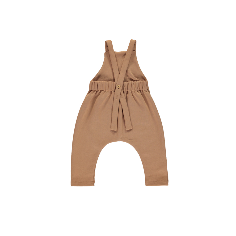 Monkind - Coral Dungarees Kids 2