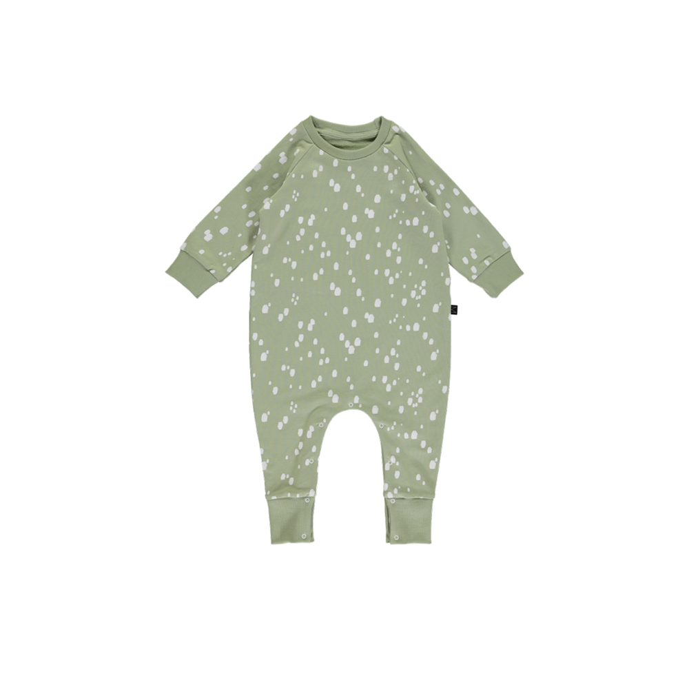 Monkind - Mint drop Overall Kids
