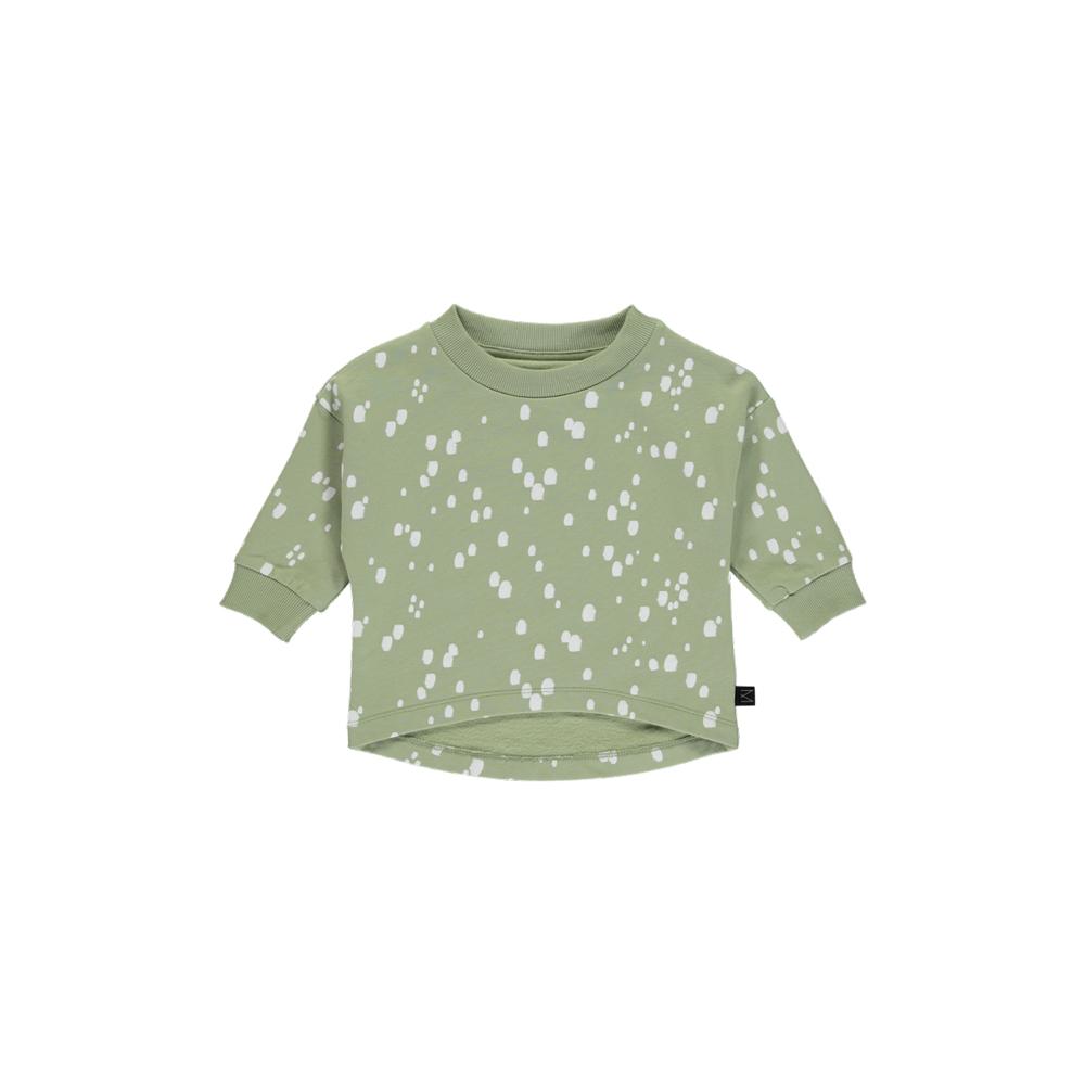 Monkind - Mint drop Pullover Kids