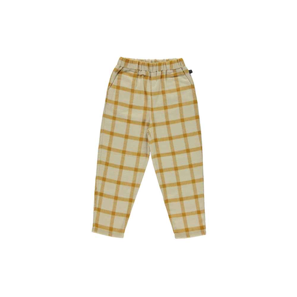 Monkind - Mustard Cheek Trousers Kids