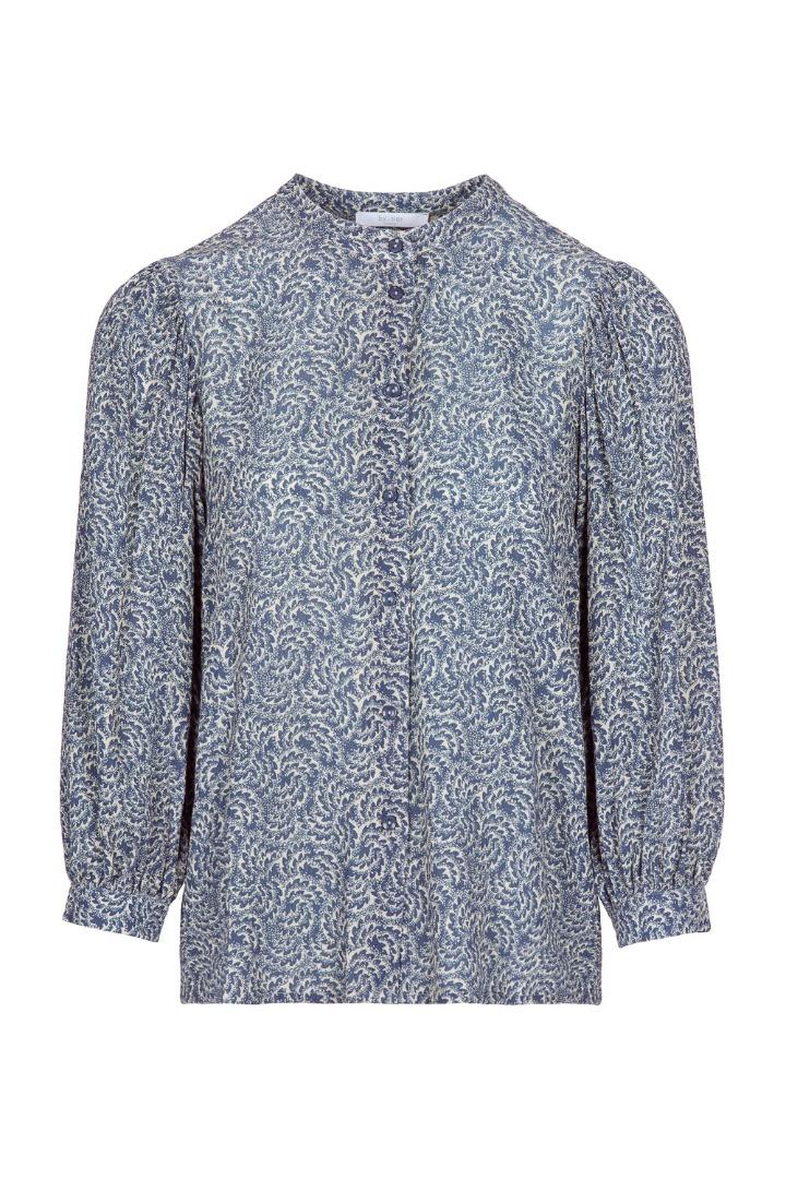 by-bar rikki botanic blouse 5