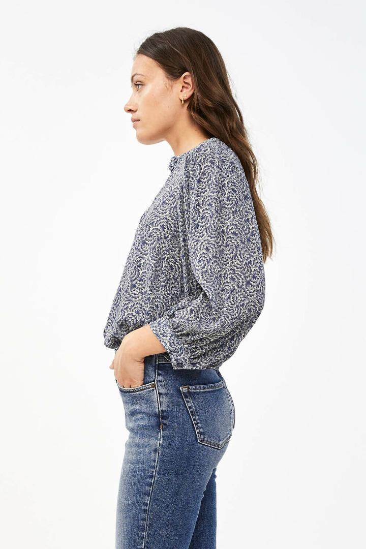 by-bar rikki botanic blouse 7