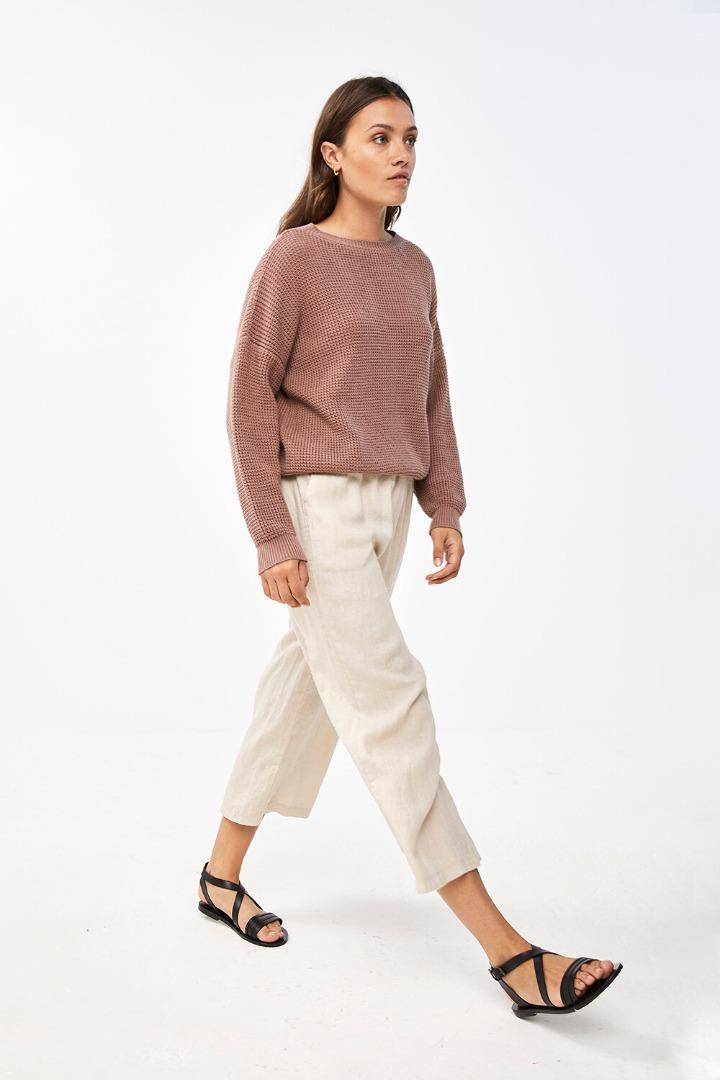 by-bar malu pullover - plum 4