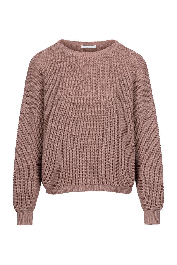 by-bar malu pullover - plum 6