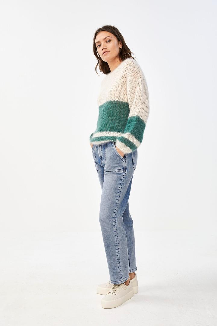 evi astro pullover - botanic 4