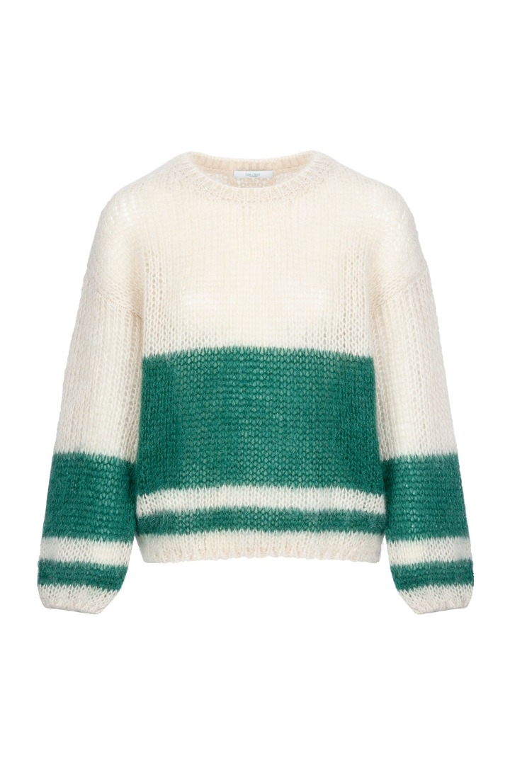 by-bar evi astro pullover - botanic