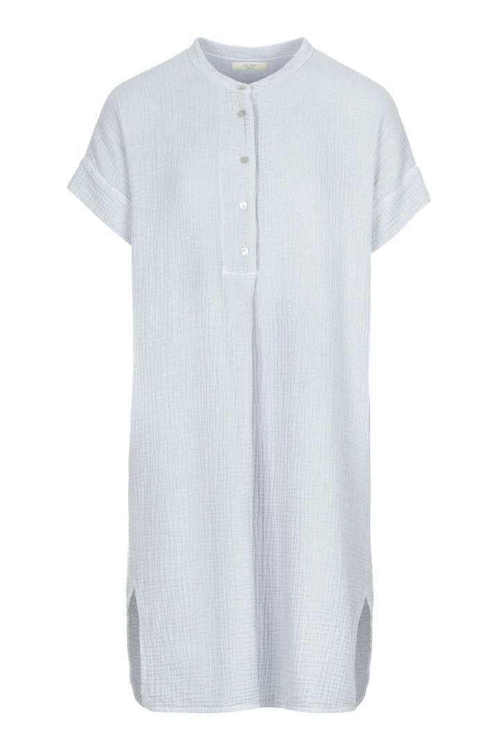 by-bar otty dress - illu grey