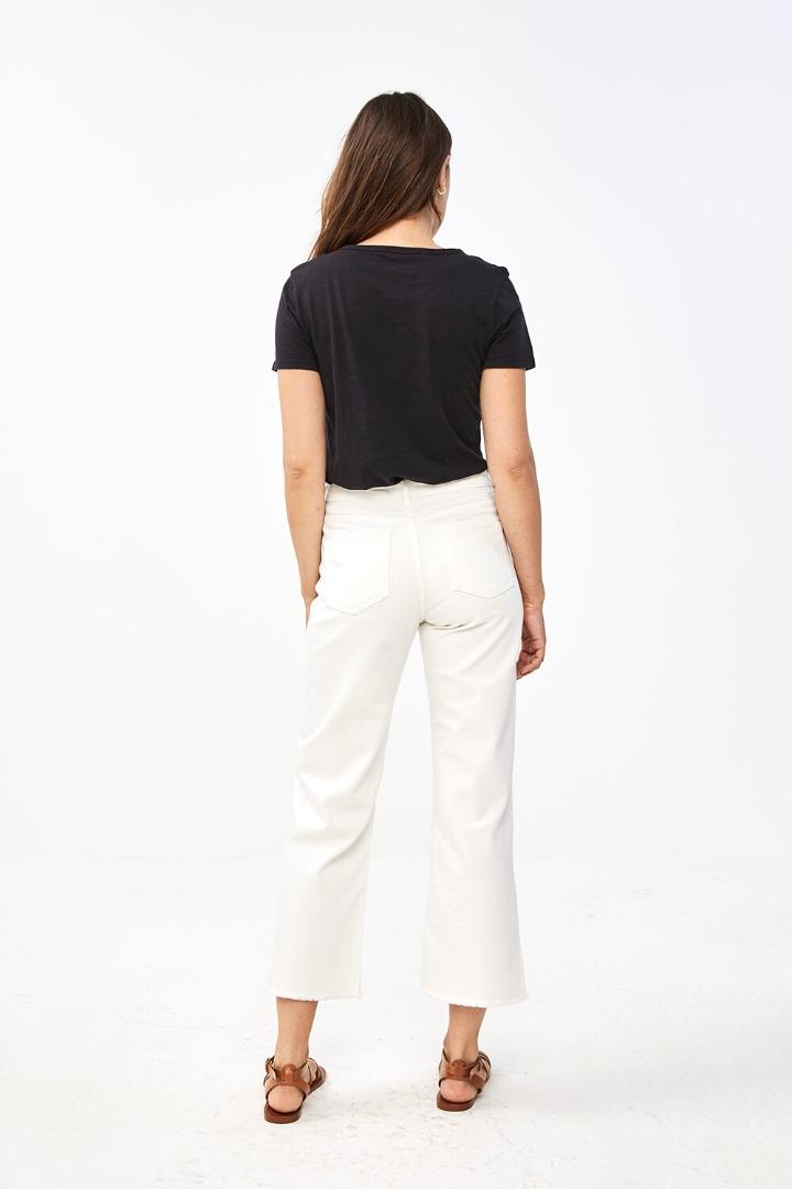 by-bar mojo pant - off white
