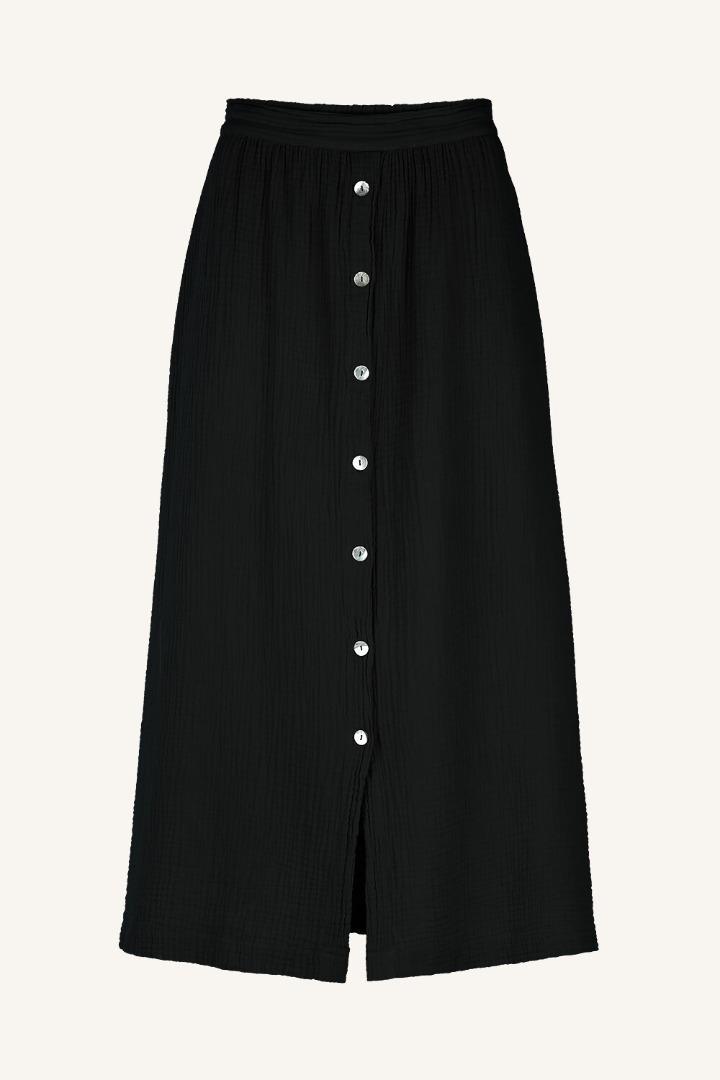 by-bar nine skirt - black 6
