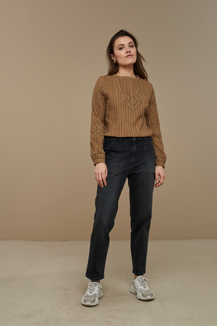 by-bar - bonne blouse - dry