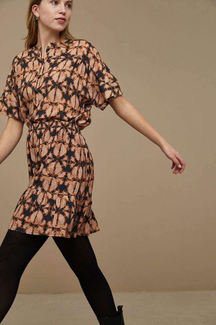 by-bar bo batik blouse batik print