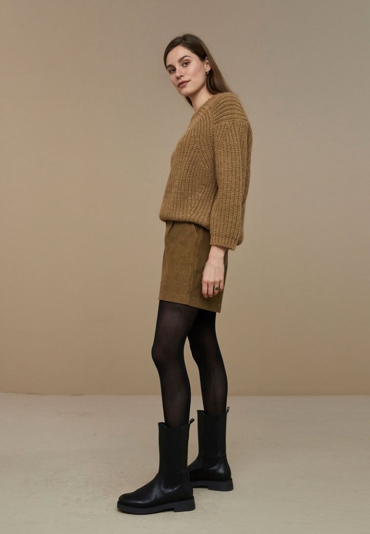 by-bar - milan pullover - dry