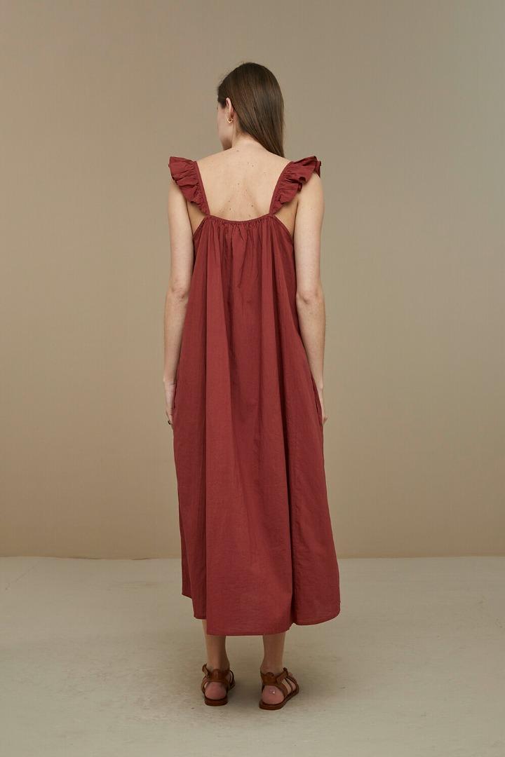 by-bar flore dress - sienna 2