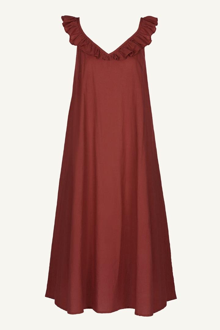 by-bar flore dress - sienna 6
