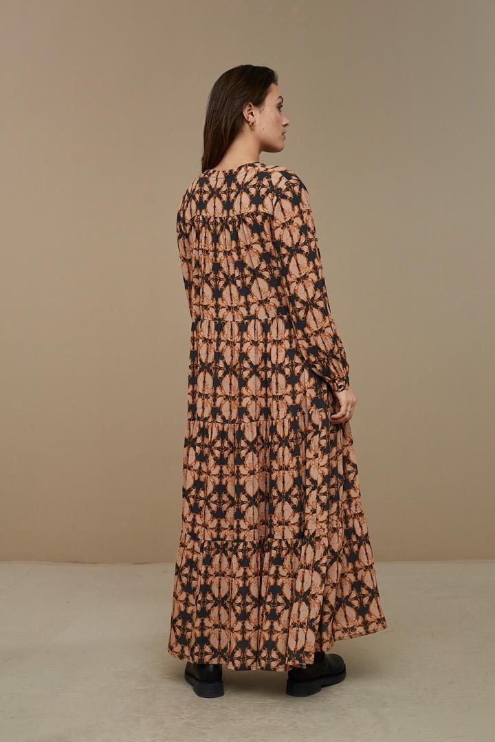 by-bar julia batik dress batik print