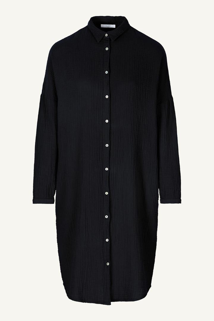 by-bar doppia dress - midnight 6