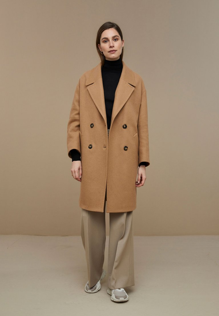 by-bar - florence coat - camel