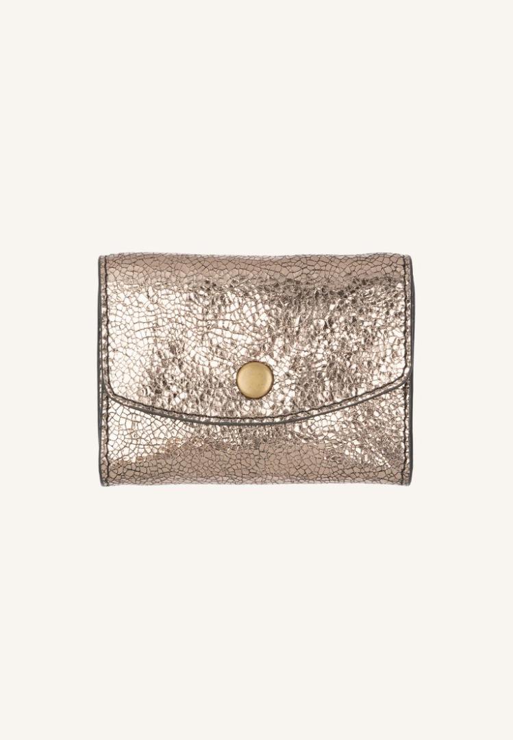 by-bar - julie metallic wallet -