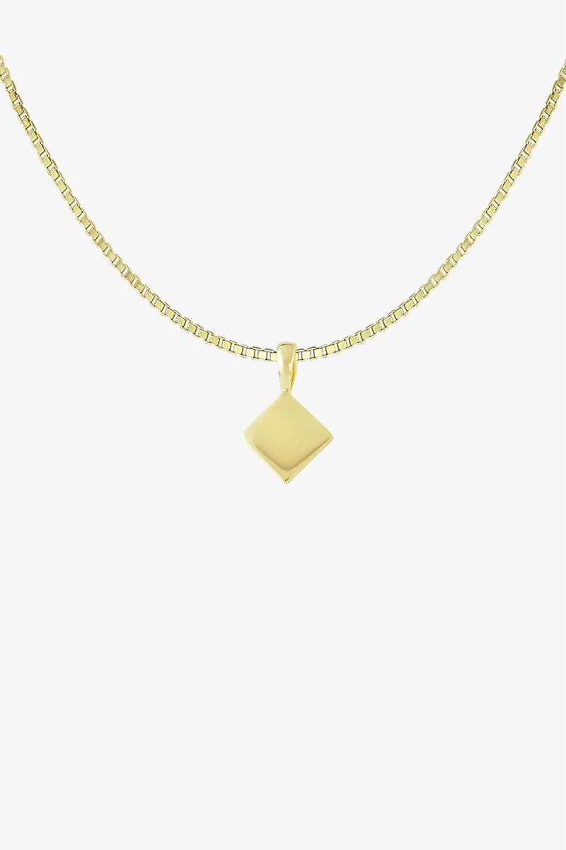 wildthings collectables Memoire pendant gold plated