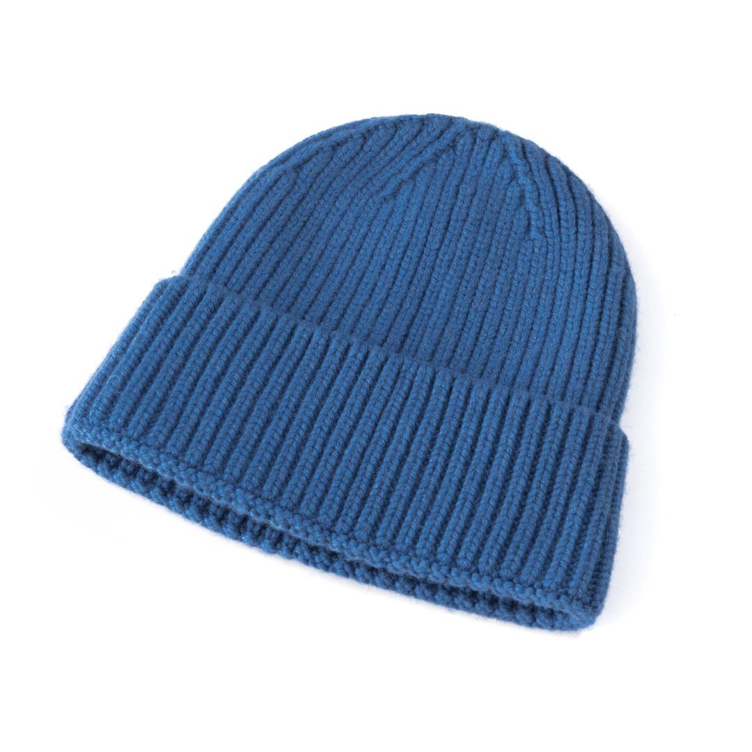 Strickmütze - Fresh Blue
