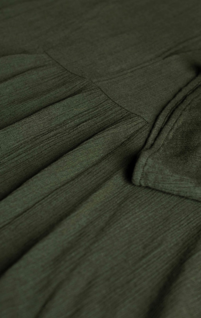 eef blouse - forest night 7
