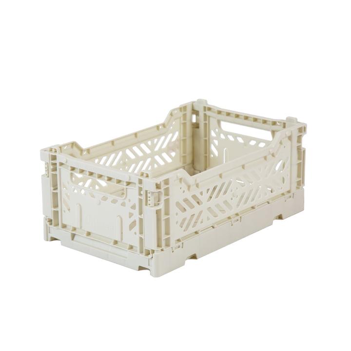 AyKasa Mini Storage Box Coconut