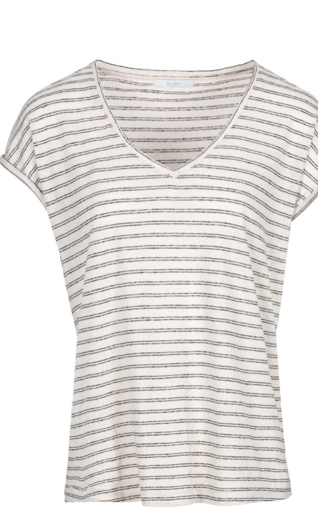 mila linen stripe - linen 5
