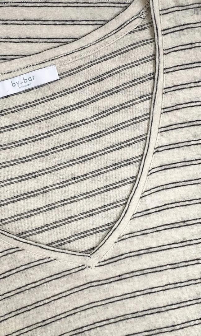mila linen stripe - linen 6