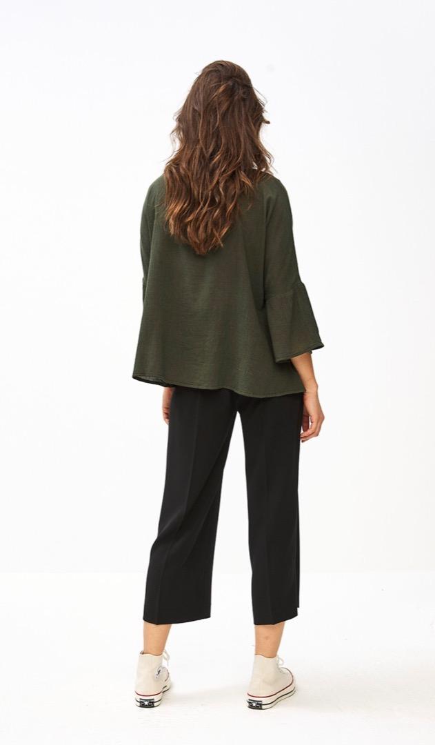 eef blouse - midnight 3