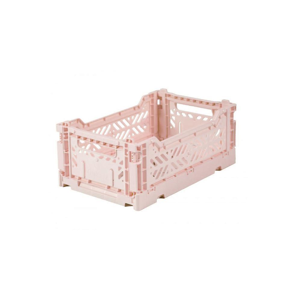 AyKasa Mini Storage Box - Milktea