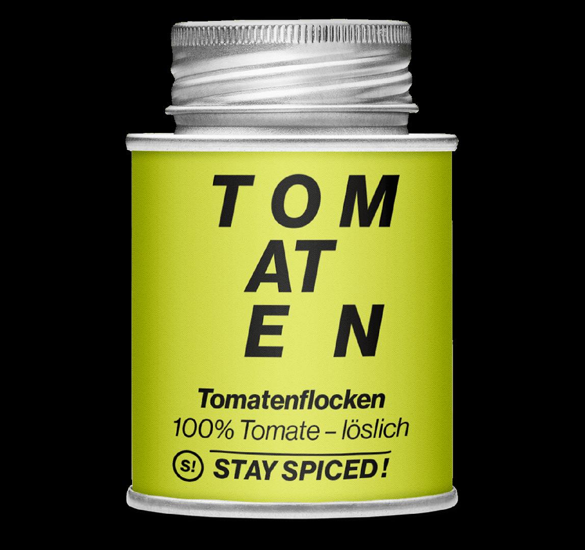 Gewürzzubereitung Tomatenflocken 1kg entspricht kg frischen