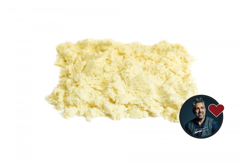 Gewürzzubereitung - Zitronenschalen fein gemahlen 2