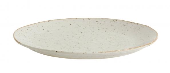 NORDAL - GRAINY saucer/cake plate sand