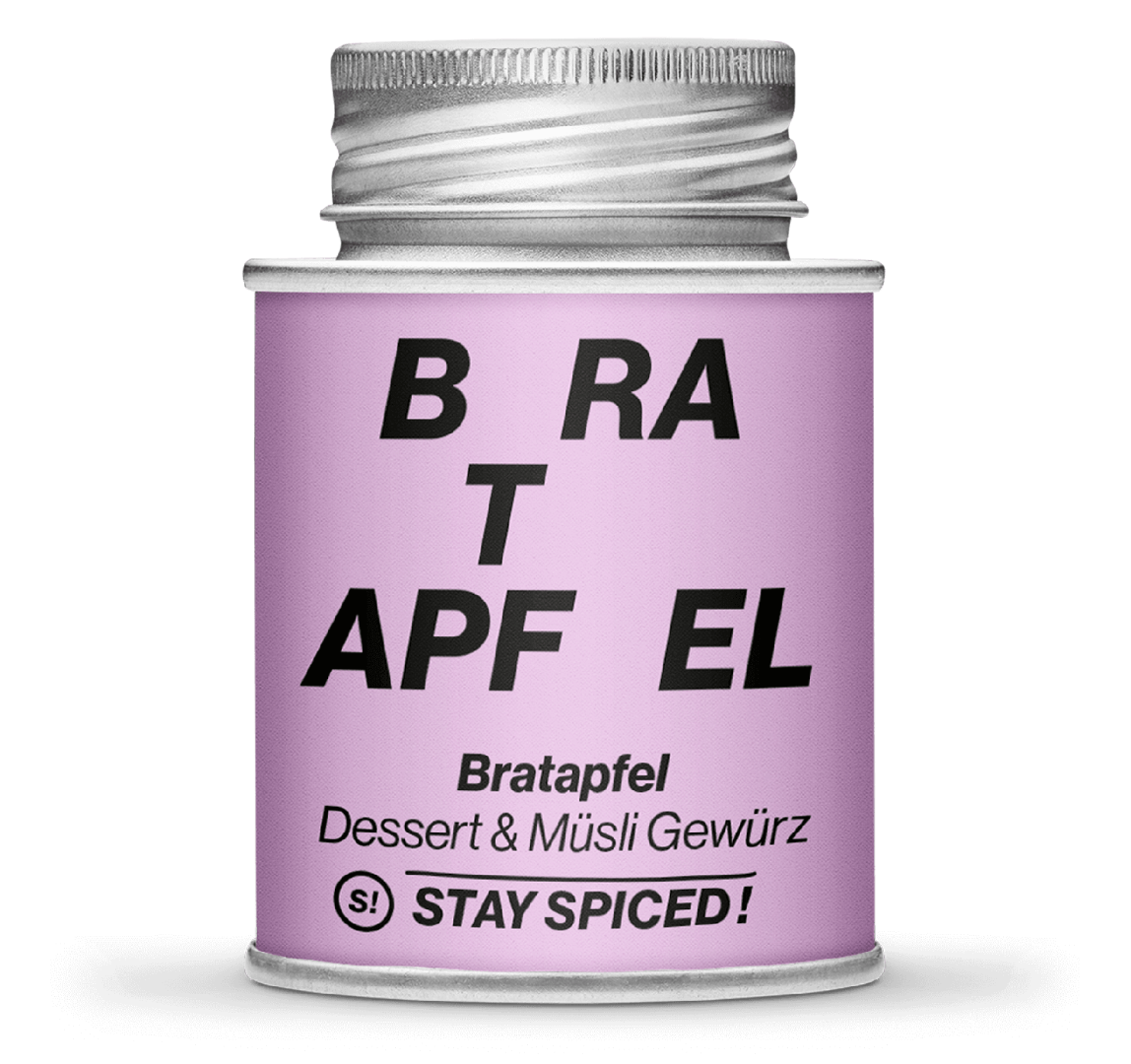 Gewürzzubereitung - Sugar & Spice -