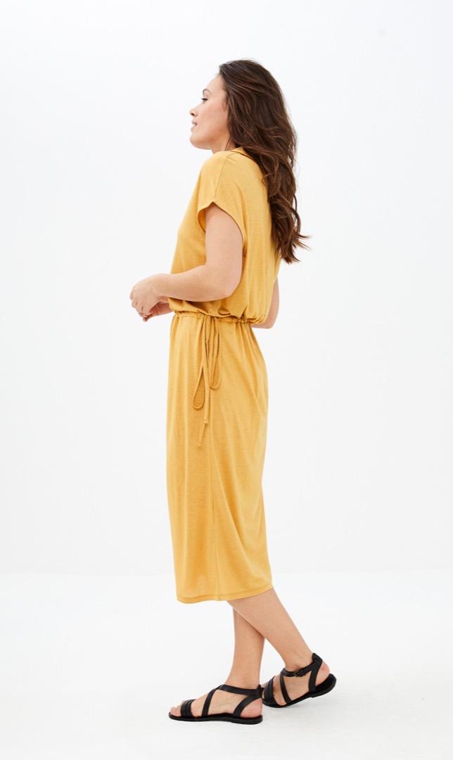 agnes dress - straw 2