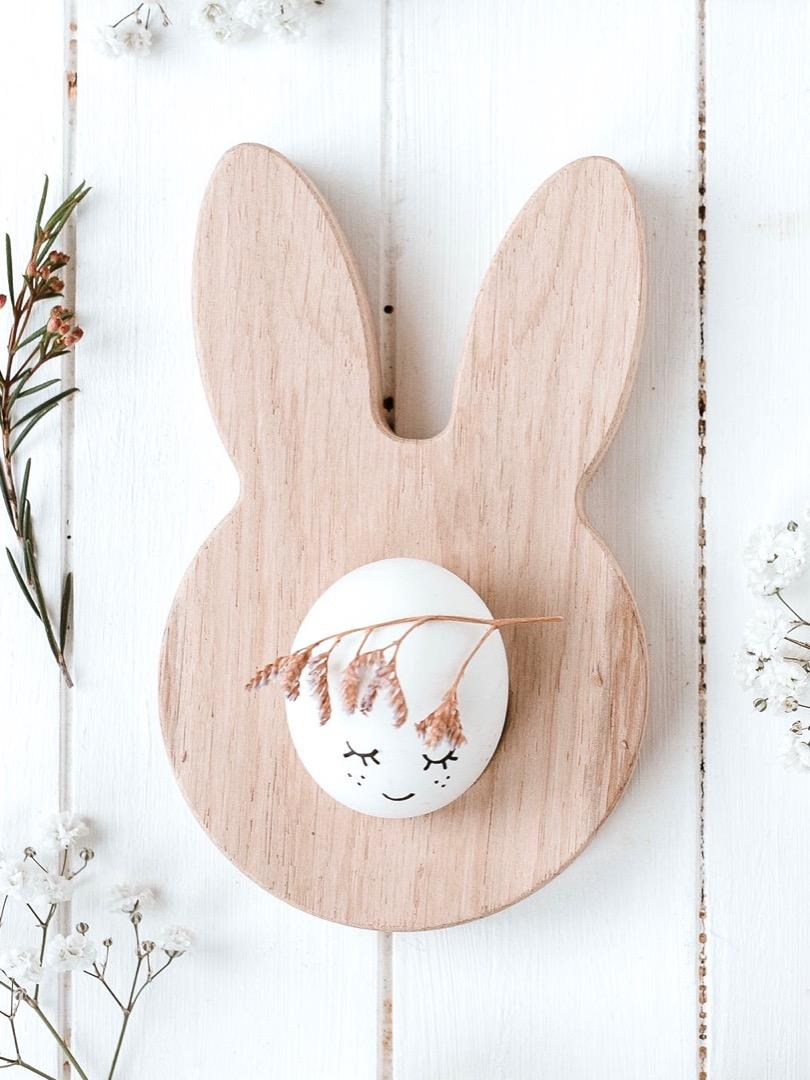 Eierbecher Hase 2
