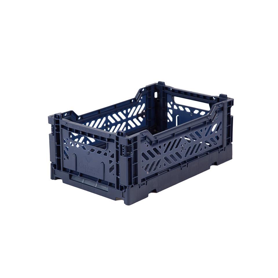 AyKasa Mini Storage Box - Navy