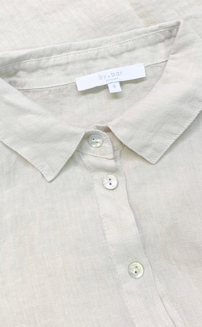 bodil linen blouse - linen 7