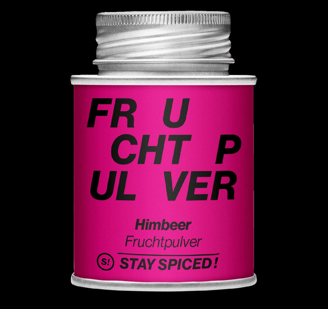 Gewürzzubereitung - Himbeer Fruchtpulver sprühgetrocknet