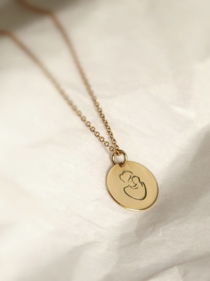 Kette Mother 14k Gold Filled 3