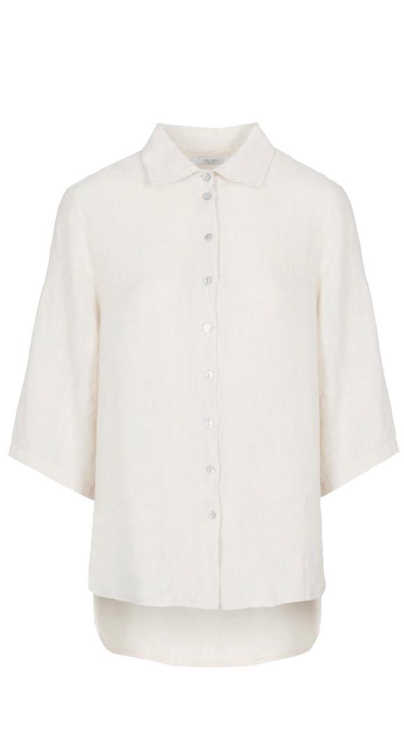 bodil linen blouse - linen 6