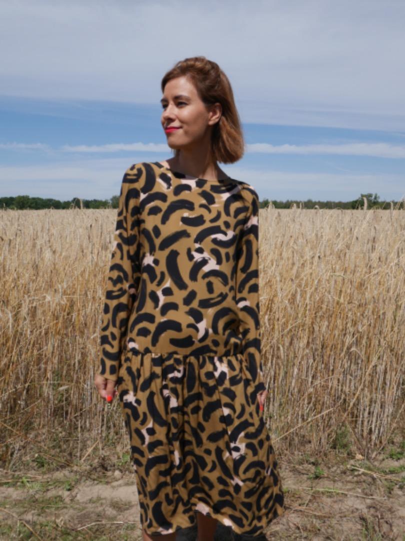 LOULOU DRESS - L0U-V2012 2
